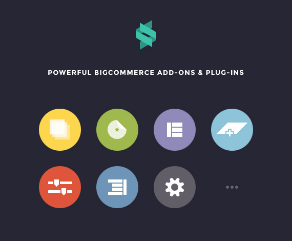 Bigcommerce Add-ons: Tons of awesome features