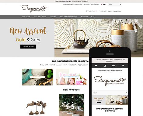 Shopvana