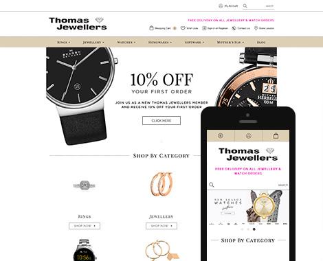 Thomas Jewellers